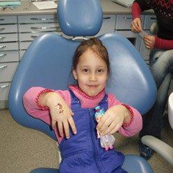 Стоматология для маленьких пациентов.