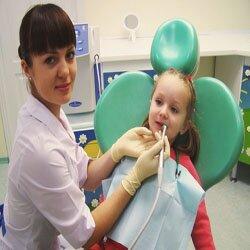 Детская стоматология в клинике Дент Мода.